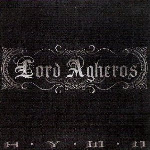 Lord Agheros - Hymn cover art