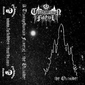 A Transylvanian Funeral - The Outsider cover art