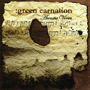 Green Carnation - The Acoustic Verses cover art