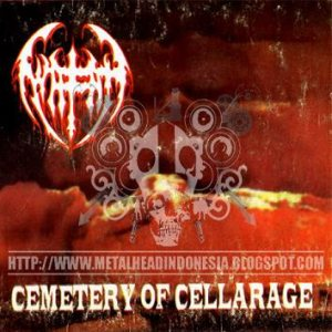 Wafat - Cemetery of Cellarage cover art
