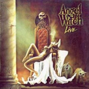 Angel Witch - Live cover art