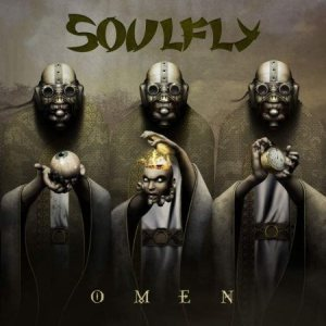 Soulfly - Omen cover art