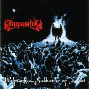 Inquisitor - Walpurgis-Sabbath of Lust cover art