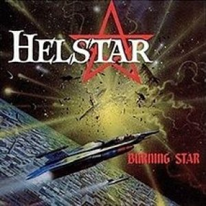 Helstar - Burning Star cover art