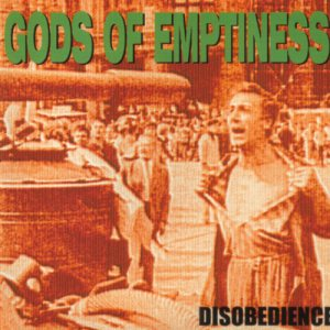 Gods Of Emptiness - Disobedience cover art