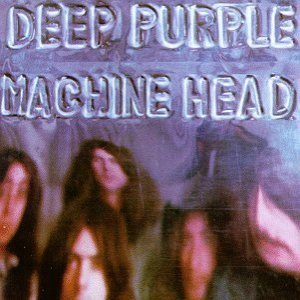 Deep Purple - Machine Head cover art