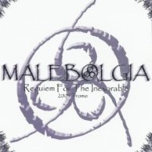 Malebolgia - Requiem for the Inexorable cover art