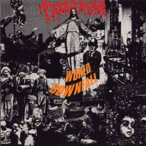 Terrorizer - World Downfall cover art