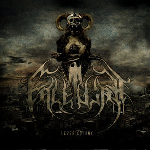 Fallujah - Leper Colony cover art
