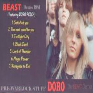 Beast - Demo cover art