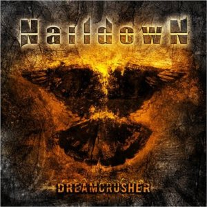 Naildown - Dreamcrusher cover art