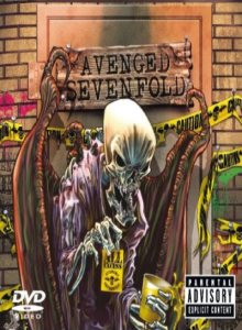 Avenged Sevenfold - All Excess cover art