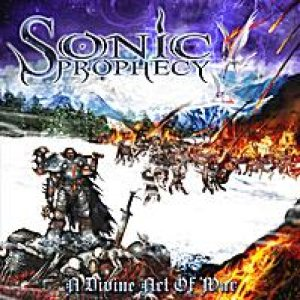 Sonic Prophecy - A Divine Act of War cover art