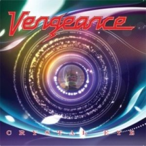 Vengeance - Crystal Eye cover art