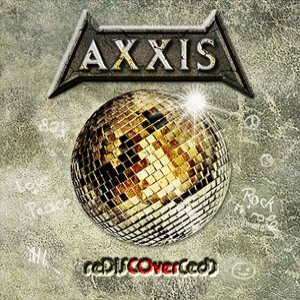 Axxis - reDISCOver(ed) cover art