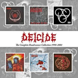 Deicide - The Complete Roadrunner Collection 1990-2001 cover art