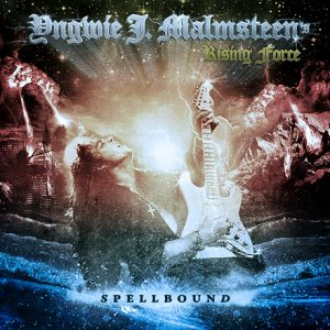 Yngwie J. Malmsteen's Rising Force - Spellbound cover art