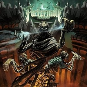 Aeternam - Moongod cover art