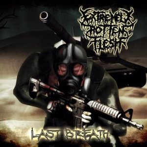 Extremely Rotten Flesh - Last Breath cover art