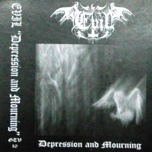 Evil - Depression and Mourning cover art