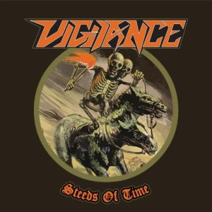 Vigilance - Steeds of Time cover art