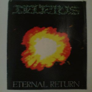 Deletus - Eternal Return cover art
