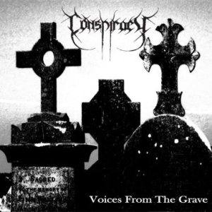 Conspiracy - Voices from the Grave cover art