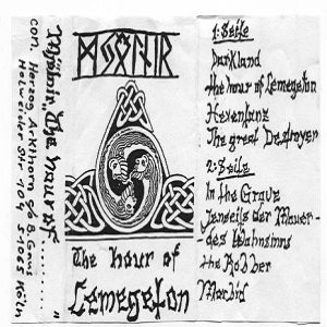 Mjölnir - The Hour of Lemegeton cover art