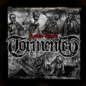 Tormented - Rotten Death cover art