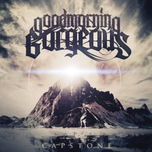 Goodmorning, Gorgeous - Capstone cover art