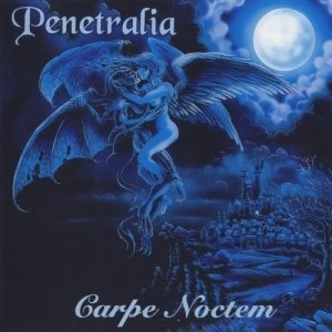 Penetralia - Carpe Noctem - Legends of Fullmoon Empires cover art