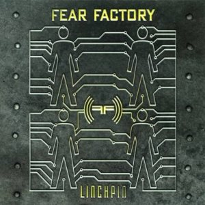Fear Factory - Linchpin cover art