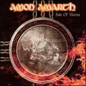 Amon Amarth - Fate of Norns cover art