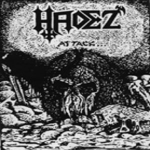 Hadez - Hadez Attack cover art