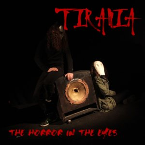 Tirania - The Horror in the Eyes cover art