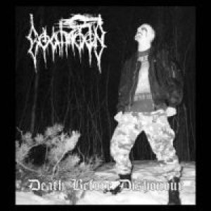 Goatmoon - Death Before Dishonour cover art