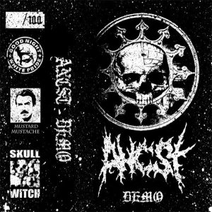 Ancst - Demo cover art