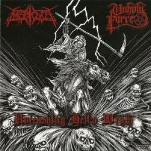 Unholy Force - Unleashing Hell's Wrath cover art