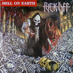 Fuck Off - Hell on Earth cover art