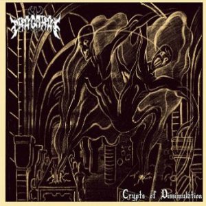 Fragarak - Crypts of Dissimulation cover art