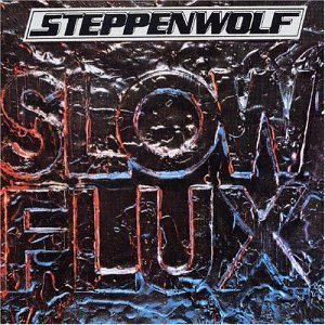 Steppenwolf - Slow Flux cover art