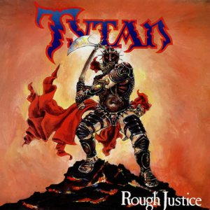 Tytan - Rough Justice cover art