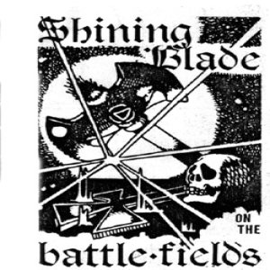 Shining Blade - On the Battlefields cover art