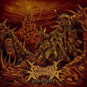 Pathological Abomination - Insentient cover art