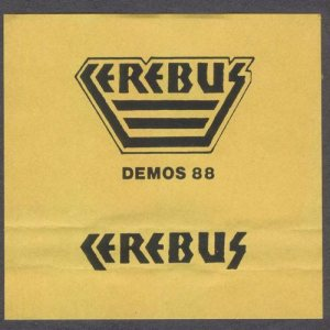 Cerebus - Demos 88 cover art