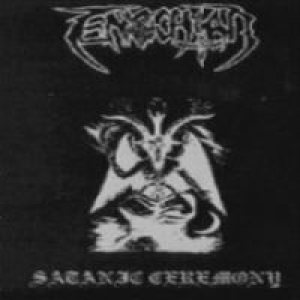 Enochian - Satanic Ceremony cover art