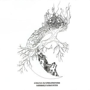 Circle of Ouroborus - Kuuhun kahlittu cover art