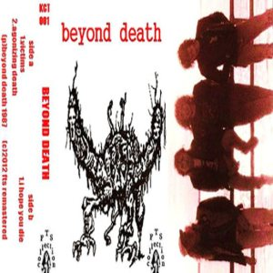 Beyond Death - A Slice of Death cover art