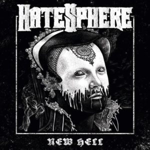Hatesphere - New Hell cover art