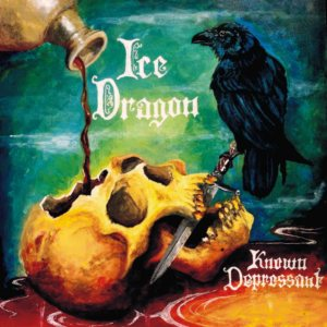 Ice Dragon - Ice Dragon / Fellwoods cover art